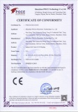 Indoor Full color LED display ROSH Certificate