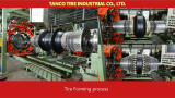 8. Tire forming process