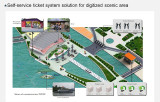 AFC System Solution for Digitized Scenic Area
