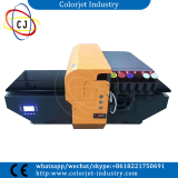 CJ-R4090UV A2 size uv led printer with dx5 head