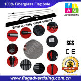 We are promoting our 100% fiberglass flagpole support by SGS and CE