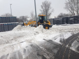 ZL16F wheel loader work in Germany