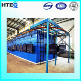 Production Line of Enamelled Corrugated Plate
