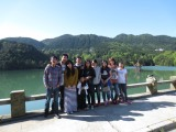 Nord Group travel to Lushan Mountain in 2014
