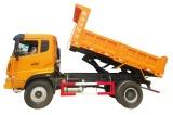 China Sinotruk CDW Medium Dump Truck with 4x2 Driving Type