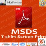 T-shirt Ink MSDS