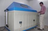 Operation on Salt Spray Chamber