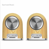 Waterproof Portable Magnetic Wireless Bluetooth Speaker
