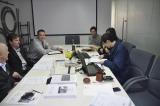 Client visits Shanghai Office