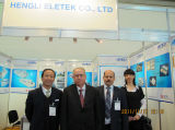 Successfully Attend Productronica 2011 Trade Fair in Germany , Hengli achieved the Expected Effect
