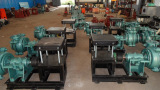 slurry pump assembly