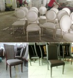 Xinyimei Furniture factory′s workshop for soft chair