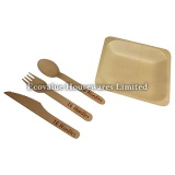 Eco-friendly and Hot Wooden Disposable Cutlery