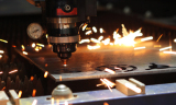 Laser Metal Cutting Sample