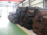 The warehouse of the raw materials for the drilling tools in factory
