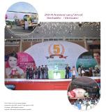 2014 Anniversary 5Th of Herbalife ( Vietnam)