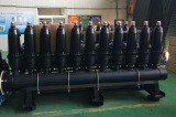 Production Line Disc Filter