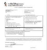 Disney FAMA