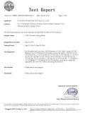 REACH 169 TEST REPORT