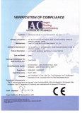 CE Certificate (Clip Water Bath)