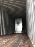 Container machine parts fixing