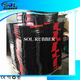 Gym flooring tile packing