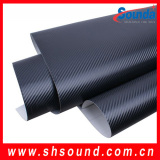 High Quality 3D Carbon Fiber Stickers for Car (SCF170)