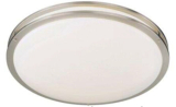 Simple 12 Inch Round Acrylic Ceiling Lamp with UL