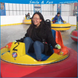 Battery Bumper Car One Ice 24V 33ah Powered Type Spin Zone Bumper for 1-2 Kids