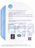 NQA UKAS Certified ISO 9001 : 2008 Company
