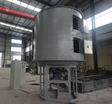 Drying equipment anticorrosion method