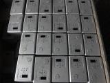 CNC machining aluminum 6063 part