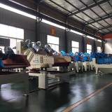 Sand recycling machine exhibition
