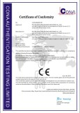CE Certification of Auto Bag Making Machine