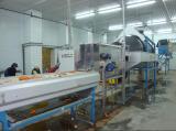 Machine operation site