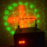 Double Hole RG Laser Light
