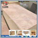 mahogany.okoume/ pine/ oak/walnut/ cherry natural veneer commercial plywood