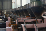 oil press half-finished