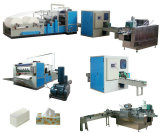 High Speed Facial Tissue Production Line