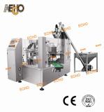 Rotary high speed powder packing machine