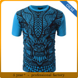 Custom Adult all over sublimation t shirt