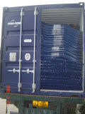 Loading container picture