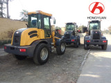 wheel loader ZL16F for shipping