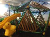 Lejian sample room outdoor playground equipment