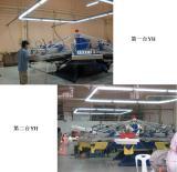Printing Machine In Thailand Customer′s Factory