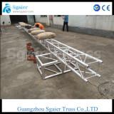 SgaierTruss do TUV loading capacity testing in company F34 truss