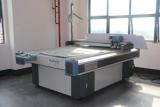Cardboard sample production machine