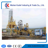 80tons Mobile Asphalt Mixing Plant