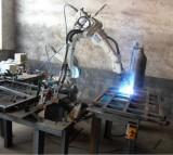 Strength of Robot for Welding