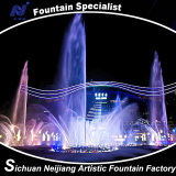Asia Biggest Fountain Project